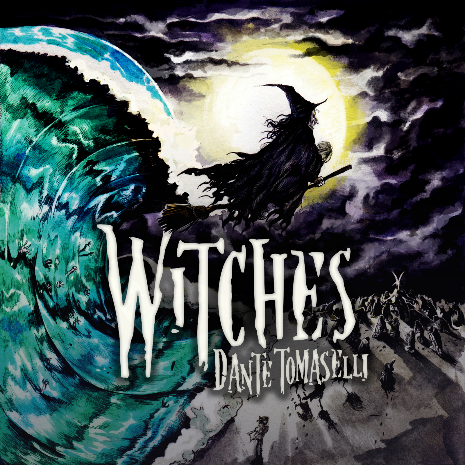 Witches cover image
